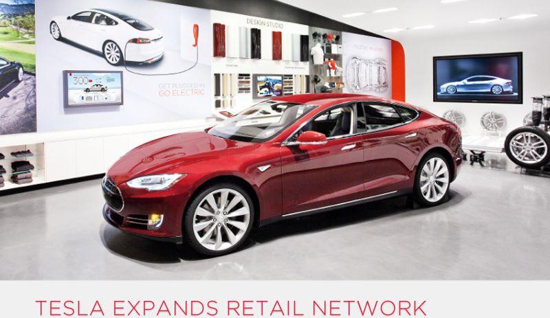 Tesla Model S consegna!