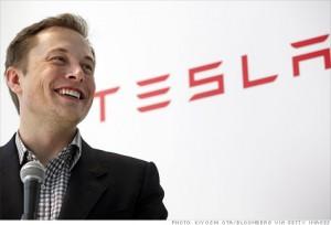 Elon Musk di Tesla Motors