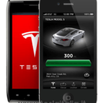 App iPhone per Tesla Model S