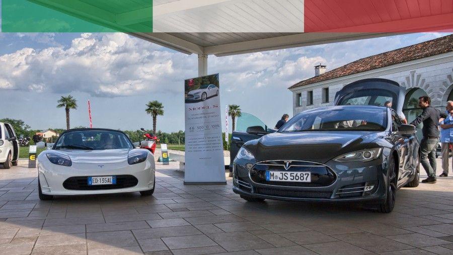 Gli appassionati Tesla italiani si fanno sentire
