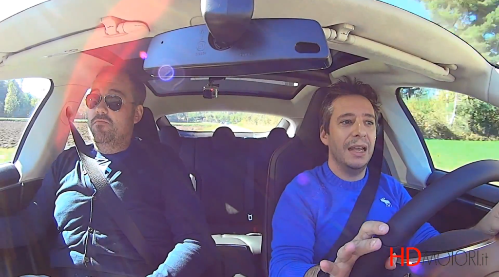 Test Drive della Tesla Model S 85 kWh Perforamance di HDmotori.it