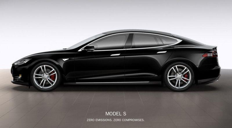 Noleggia una Tesla Model S