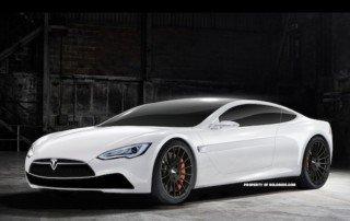 Tesla Model R: un concept di fantasia (per ora)
