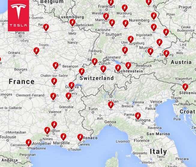 Tesla-Supercharger-Modena-Italia