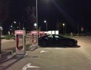 Tesla Supercharger Melegnano
