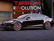 Tesla Revolution 2016
