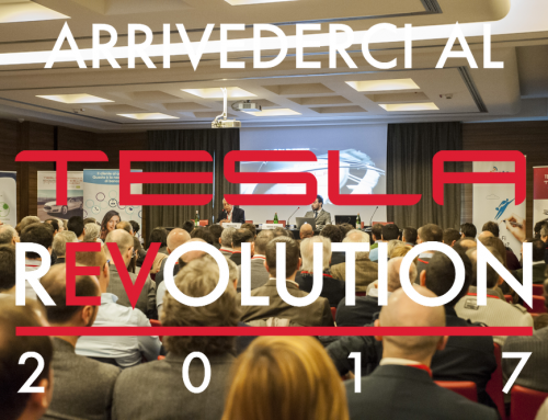Suggerisci una location per Tesla Revolution 2017