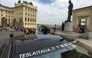 Tesla World Tour di Ecolibera
