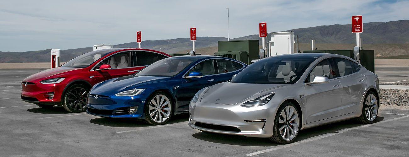 Tesla-3models
