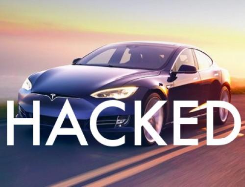 Ricercatori cinesi hanno violato la Tesla Model S