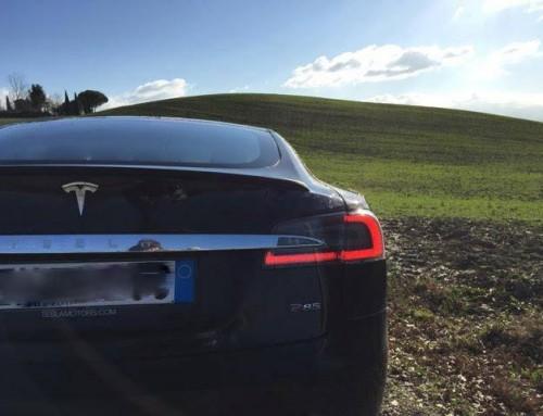 Pasta Sgambaro è Top Sponsor del Tesla Club Italy