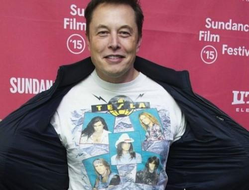 Elon Musk è il CEO/Founder hi-tech più ammirato