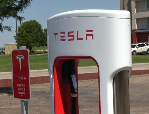 Nuovo Tesla Supercharger a Rovigo