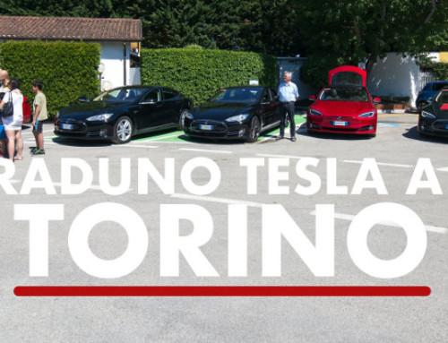 Raduno Tesla Club Italy a Torino