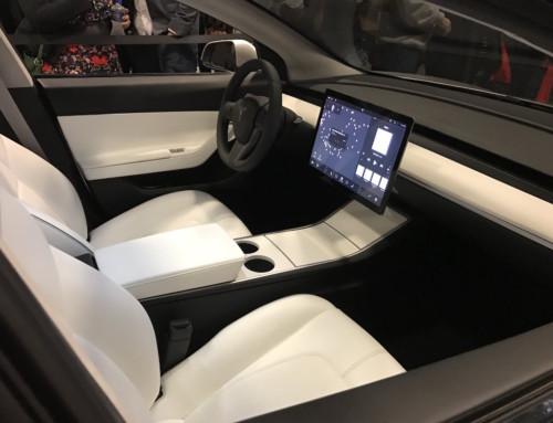 Tesla Model 3, si parte!