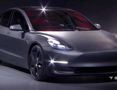 Tesla, ruote e sospensioni intelligenti