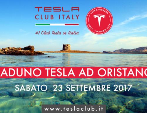 Raduno Tesla Club Italy ad Oristano