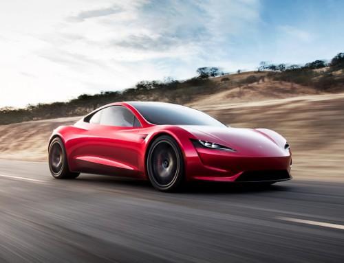 Tesla presenta Semi, e la nuova Roadster!