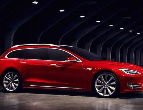 Tesla Model S e Model 3 station wagon?