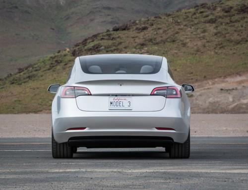 Tesla Model 3, in California è l'auto più venduta