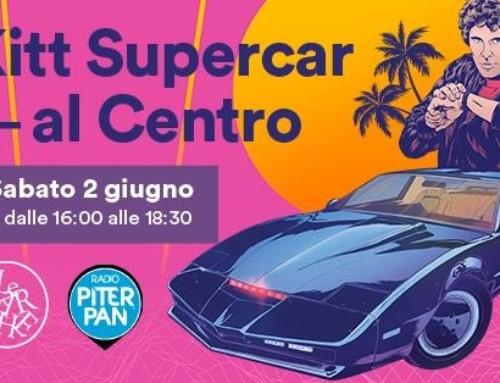 Anche il Tesla Club Italy presenta Kitt Supercar