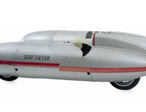 L'aerodinamica e le nuove tecnologie dell'automobile. Il Tesla Club Italy interviene al Museo Taruffi.
