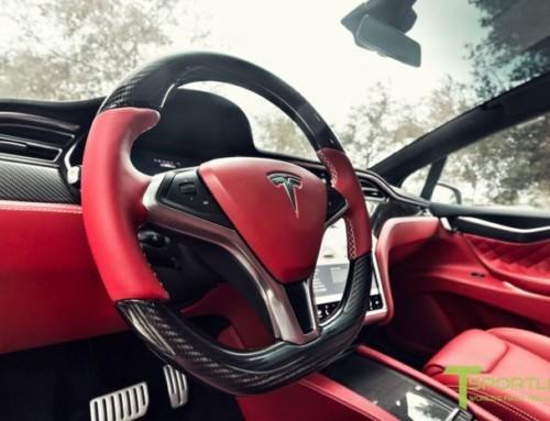 Tesla migliora gli interni di Model S e Model X