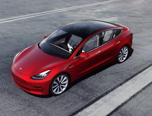 Tesla Model 3: record di vendite a luglio